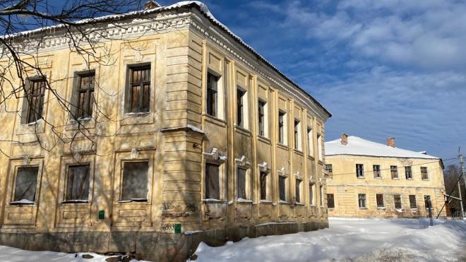 В Тихвине в доме-музее Римского-Корсакова завершается реставрация