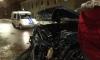 На Васильевском острове пьяный водила на внедорожнике создал массовую аварию на дороге