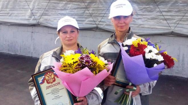 Доярка из Выборгского района в пятерке лучших