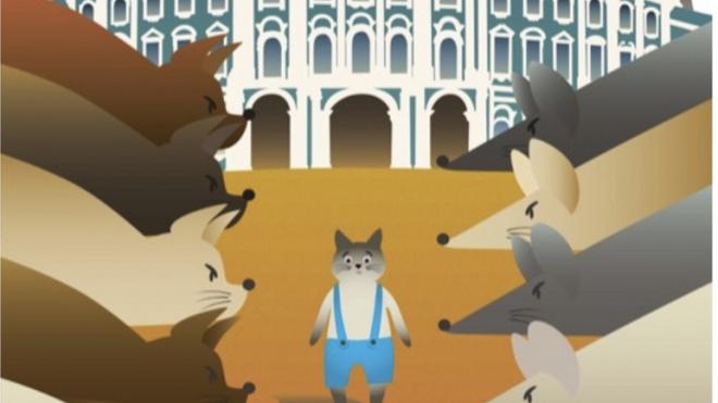 В Эрмитажном театре с оперой выступят эрмитажные коты