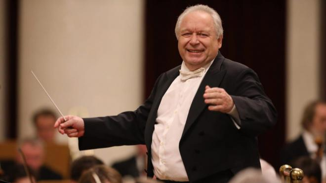 Александр Титов вновь занял пост худрука петербургского академического симфонического оркестра