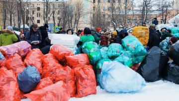 """В эти выходные в Петербурге пройдет акция """"РазДельный ..."""