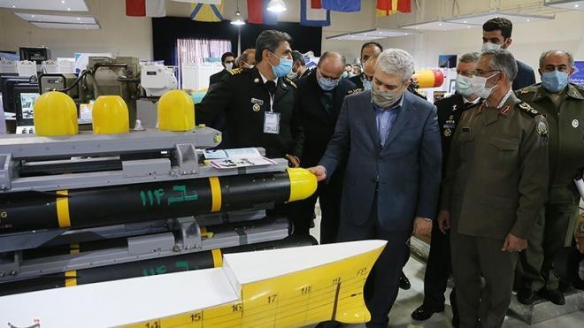 В Иране наладили выпуск копии американской ракеты Hellfire
