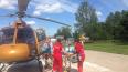 В Гатчине на стройке упал мужчина