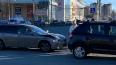 """""""Honda"""" влетела в """"Sandero"""" на пересечении Кантемировской ..."""
