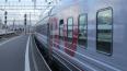 Петербург прекратил железнодорожное сообщение с Калининг...