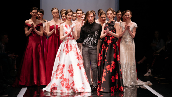 St.Petersburg Fashion Week 2017