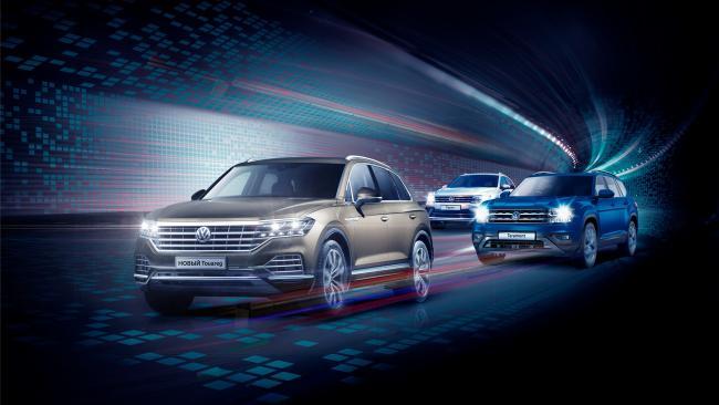 Volkswagen прекратил продажи пикапа Amarok в России