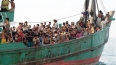 В Мьянме затонул паром с сотнями пассажиров