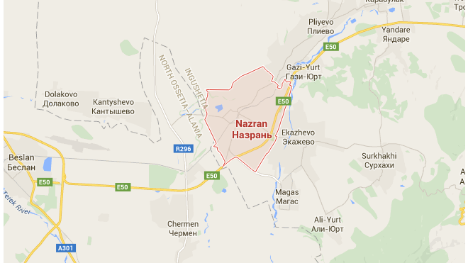 Жертвами взрыва у мечети в Назрани стали два человека