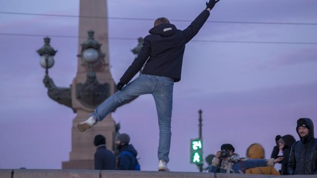 Петербург оказался в тройке популярных направлений на майские праздники