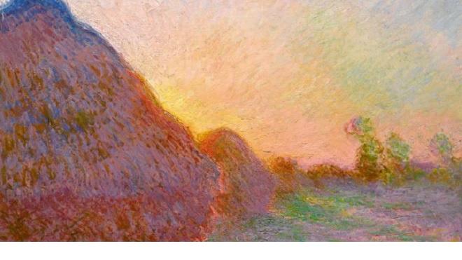 "Картину Моне ""Стога"" продали на аукционе за рекордные 110,7 млн долларов"