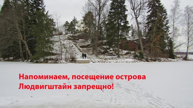 В парке Монрепо 7-летний ребёнок провалился под лед