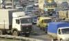 Большая пробка на Лиговском проспекте образовалась из-за поломки трамвая