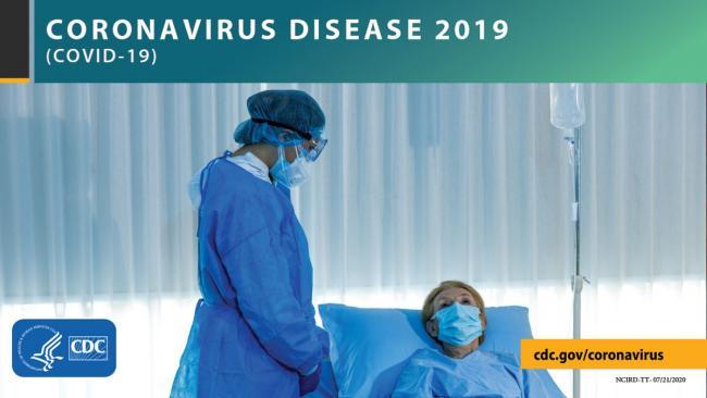 Количество заражений коронавирусом в мире превысило 17 миллионов