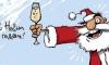 """""""Соленые"""" поздравления с Новым годом 2014 Лошади и прикольные фото стали хитом интернета"""