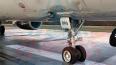 Airbus A321 российской компании совершил жесткую посадку...