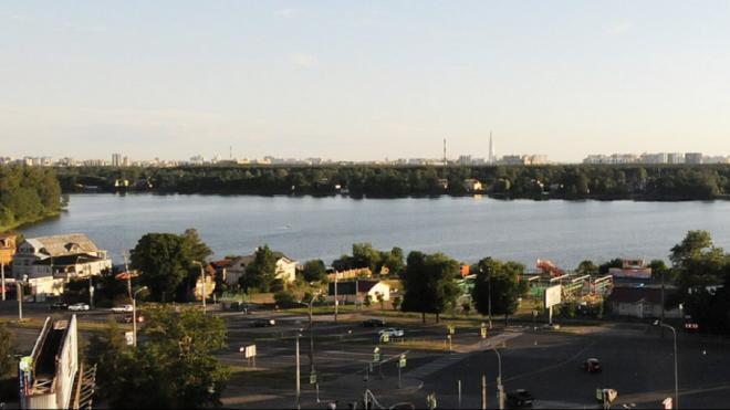 В Петербурге приостановили застройку берега Нижнего Суздальского озера