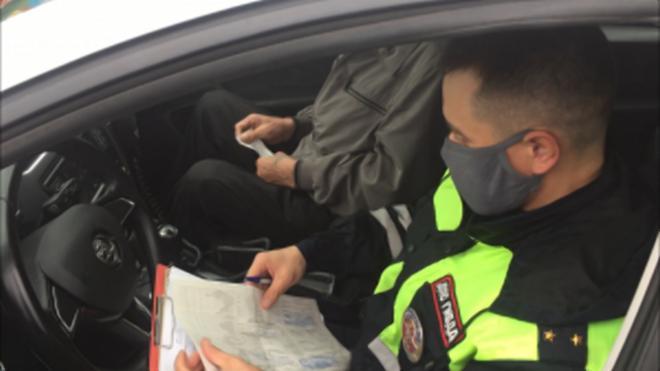 В Набережных Челнах пассажиров возил пьяный маршрутчик