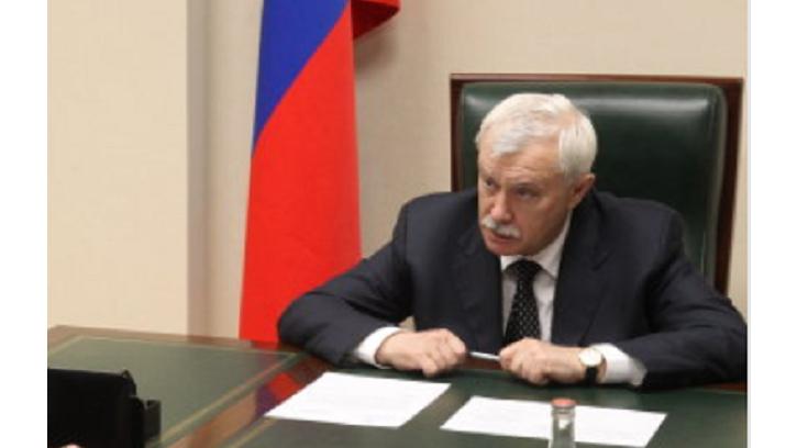 Полтавченко вручил ключи от квартир 13 ветеранам Великой Отечественной войны