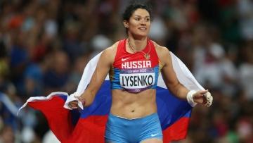 Олимпийская чемпионка Лондона Татьяна Белобородова отстранена от соревнований