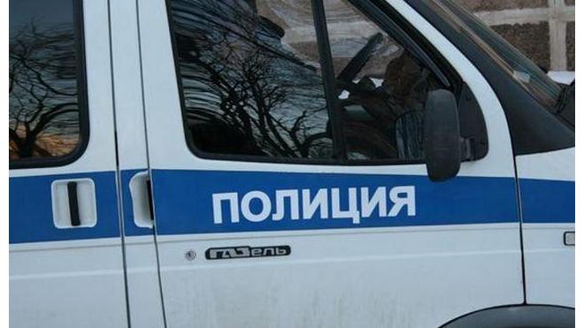 В пустом офисе на Заставской нашли винтовку и автомат