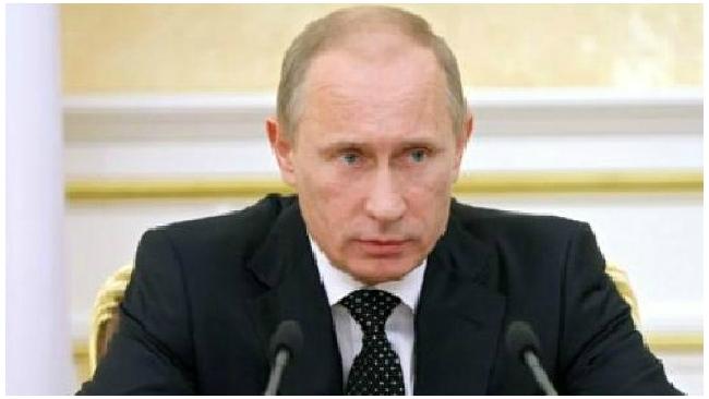 Путин утвердил бюджет России до 2015 года