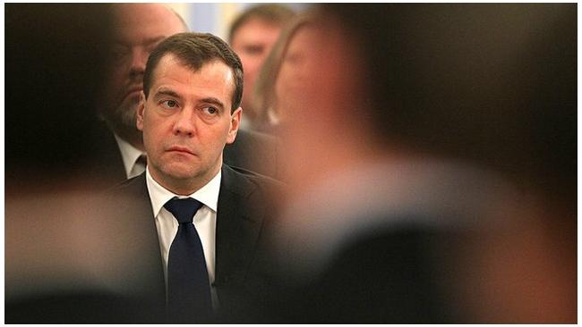 Дмитрий Медведев закончил кризис