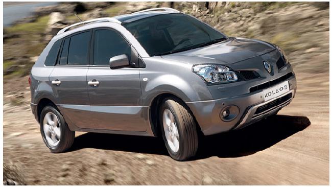 Renault готов инвестировать в сборку Koleos и Latitude в Москве 100 млн евро
