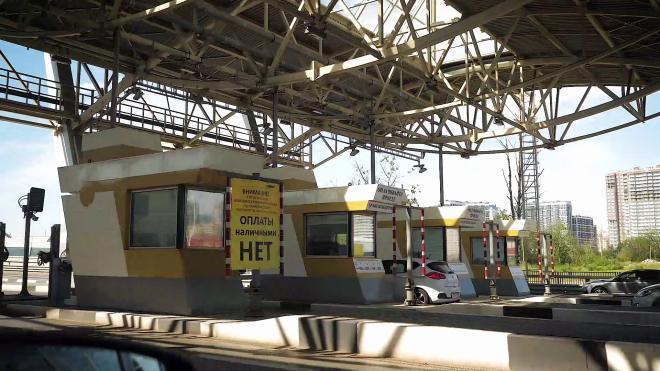 С декабря проезд по ЗСД по транспондерам подорожает на 10%