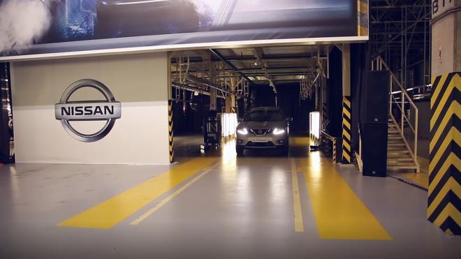 Петербургский завод Nissan выпустил 450-тысячный автомобиль