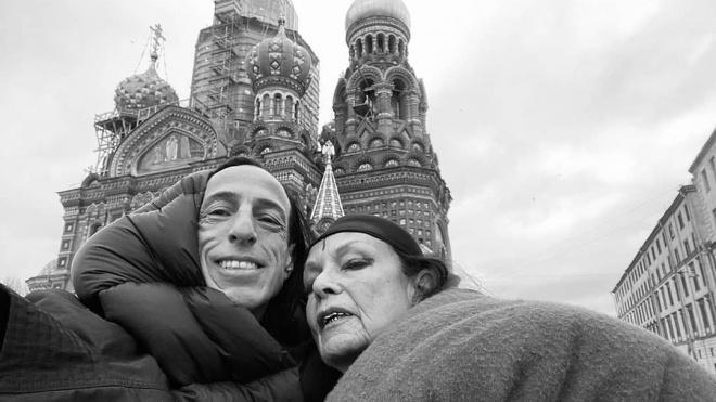 В Петербург приехал американский модельер Рик Оуэнс