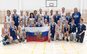 Петербургские спортсмены стали медалистами чемпионата мира по баскетболу среди ветеранов