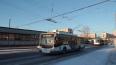 С 15 по 17 декабря закрывается троллейбусное движение ...