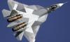 Беспилотник снял на видео боевой разворот истребителей СУ-57