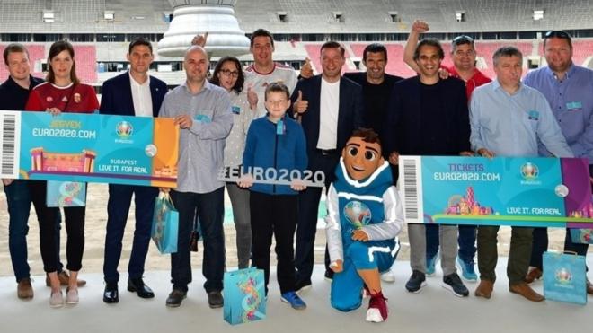 Названа минимальная цена билетов на Евро-2020. Озвучена дата старта продаж