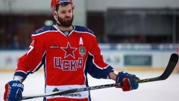 Радулов вне заявки на ЧМ по хоккею