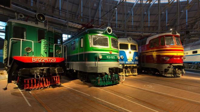Музей железных дорог России откроется в Петербурге с 30 июля