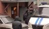 Украинец не хотел ехать в отделение и ударил бутылкой петербургского полицейского