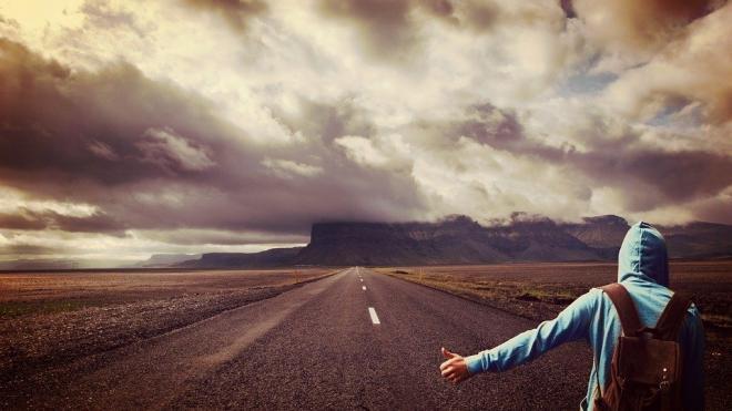 С чего начать самостоятельное путешествие автостопом