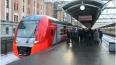 """Поезда """"Ласточка"""" будут ходить между Москвой и Петербург..."""