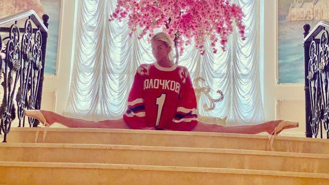 Волочкова через суд требует от Даны Борисовой 1 млн рублей