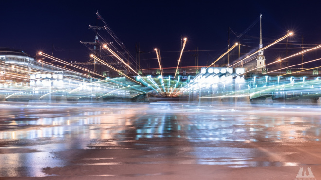 Биржевому мосту исполнилось 125 лет