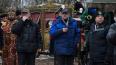 """В Петербурге сняли фильм """"Медный всадник России"""""""