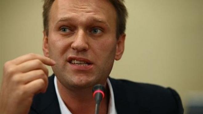 """Молодая гвардия ЕдРа """"жаждет крови"""" блогера Навального"""
