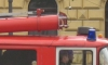 В поджоге здания в Петербурге подозревают бродяг