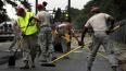 На Наличной улице остановили незаконные работы
