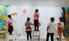 Школьники из Петербурга нарисуют гигантскую открытку к 8 марта
