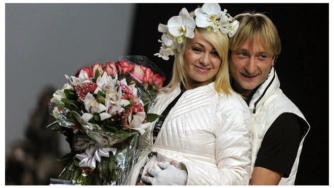 Плющенко и Рудковская готовятся к рождению дочери