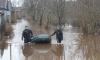 Спасатели из Петербурга отправились в Новгородскую область на борьбу с паводками